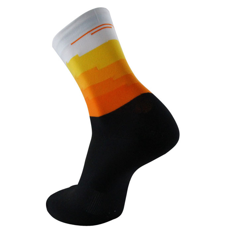 New 2017 Professional Brand Socks Mountain Bike Socks Cycling Sport Socks /Racing Cycling Socks Calcetines 3c