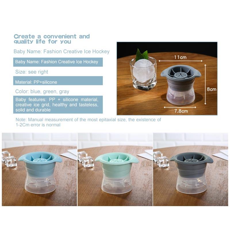 Sphere ice molder set 5