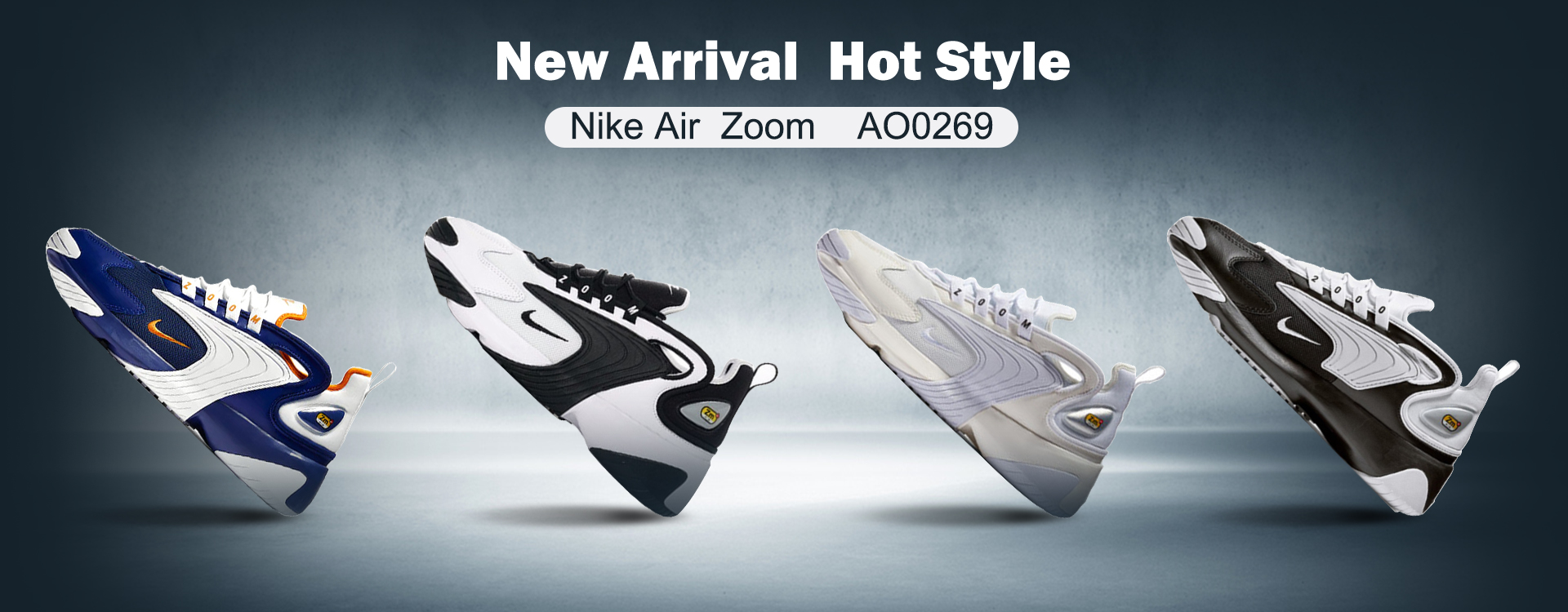 92e8f8229321 Nike Zoom 2K WMNS Men Running Shoes New Pattern Restore Ancient Ways Dad  Shoes Leisure Time Motion Comfortable Sneakers AO0269