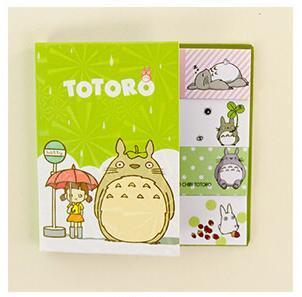 green totoro