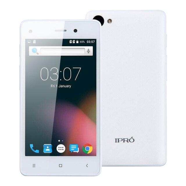 Ipro волна 4.0II Celular Android 5.1 смартфон Quad-Core 512BM Оперативная память 4 ГБ Встроенная память WCDMA открыл мобильный телефон Dual sim 3 г сотовые телефоны
