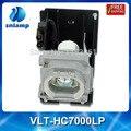 Совместимый VLT-HC7000LP лампы проектора с корпусом для HC6500 HC7000