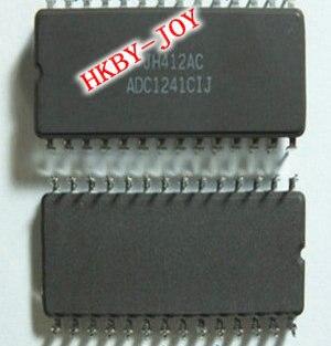 ADC1241CIJ DIP 2pcs/lot 1241 1208 оправа