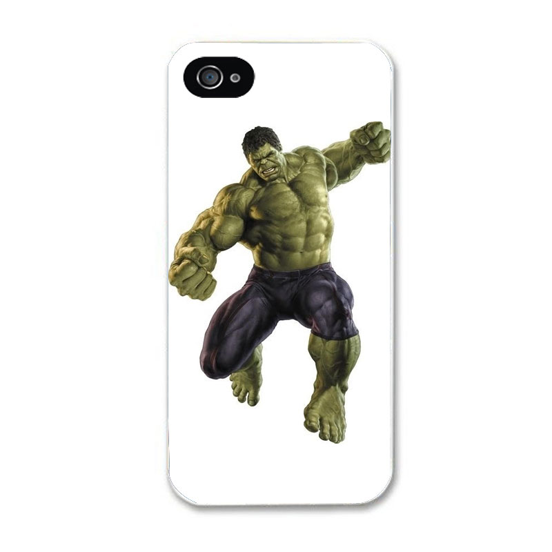 coque iphone 5 hulk