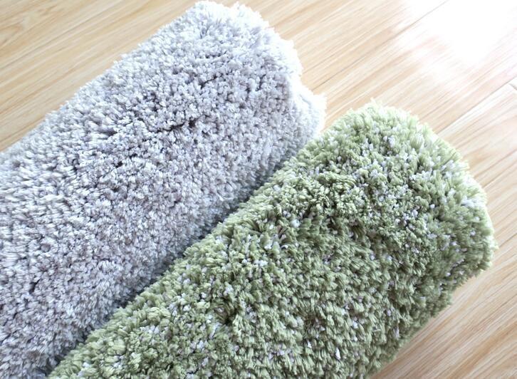 Badkamer Tapijt Badmat : Super zachte tedere groene vloer tapijt tapijten voor thuis decor