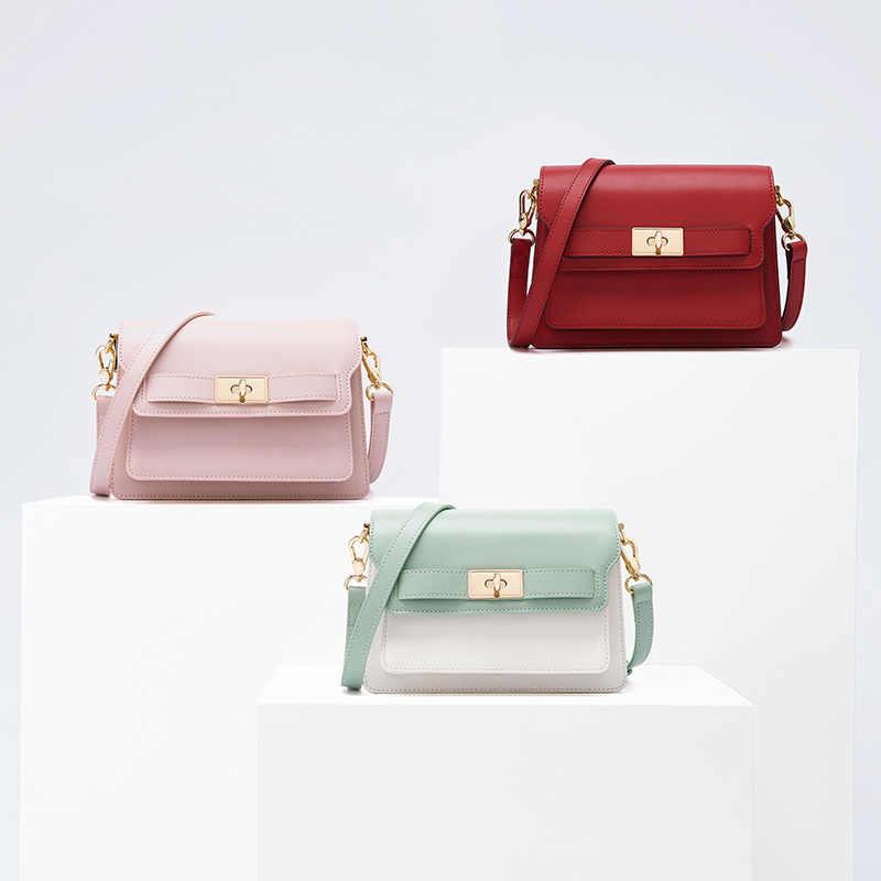 La Festin женские сумки 2019 новые сумки на плечо модный дизайн сумка дикая сумка-мессенджер bolsa feminina