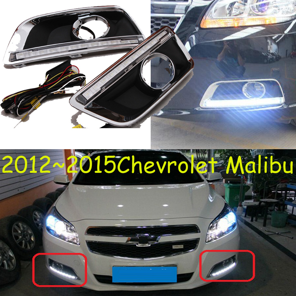 LED,2012~2015 Malibu daytime Light,Malibu headlight,Astra,astro,avalanche,blazer,venture,suburban,Malibu fog light, цена и фото