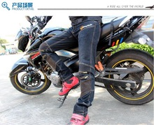 2017 Summer New Riding Tribe Motorcycle Jeans man Motorbike Pants Cross trousers Moto Racing Pant made of cotton Elastic fibers