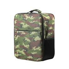 RCYAGO 2017 Wear-Resistant Camouflage Drone Bag Nylon Backpack For DJI Phantom 4 Series Drone Quadcopter