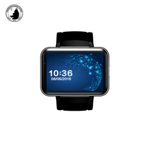 Fashion Smart Watch Phone With Camera Bluetooth Wrist Watch SIM Card 2 2 Inch Android 3G