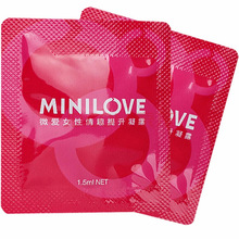 10pc minilove Intense Orgasmic Gel Sex Drop Exciter for Women Climax O