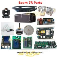 Litewinsune Gratis Schip Beam 7R 230W Beam 5R 200W Verlichting Accessoires Main Board Display Prisma Gobo
