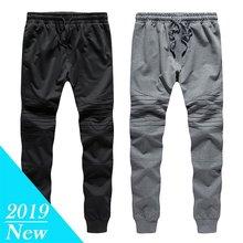 80182ffa4 Los hombres de la marca de harén pantalones alta calidad Streetwear  casuales de los hombres pantalones de chándal pantalones de .