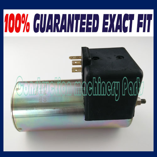 Fuel Shut Down Solenoid 01181663, 0118 1663, 0118-1663 for Deutz BF4L913, F4L913, BF6L913 Engines