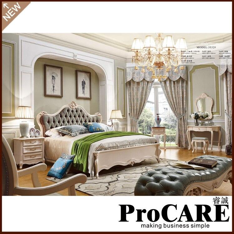 Nuevos muebles clásicos, costosos muebles de dormitorio 4 pósteres de cama rosa, dosel para cama de princesa Queen, mosquitera, tienda de cama, cortina de cuatro esquinas de largo hasta el suelo de 1,5x2 m # WW