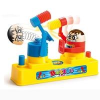 Antiestrés divertidos Trucos de Juguetes Para Niños de Boxeo VS Juegos Family Party Fun Gadget Broma Juguetes Para Niños Batalla Juguete Interesante
