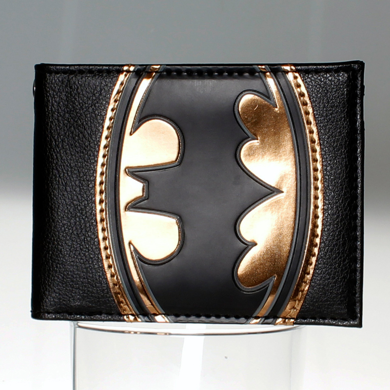 Batman wallet Young men and women students personality brief paragraph fashion purse DFT-1542 все цены
