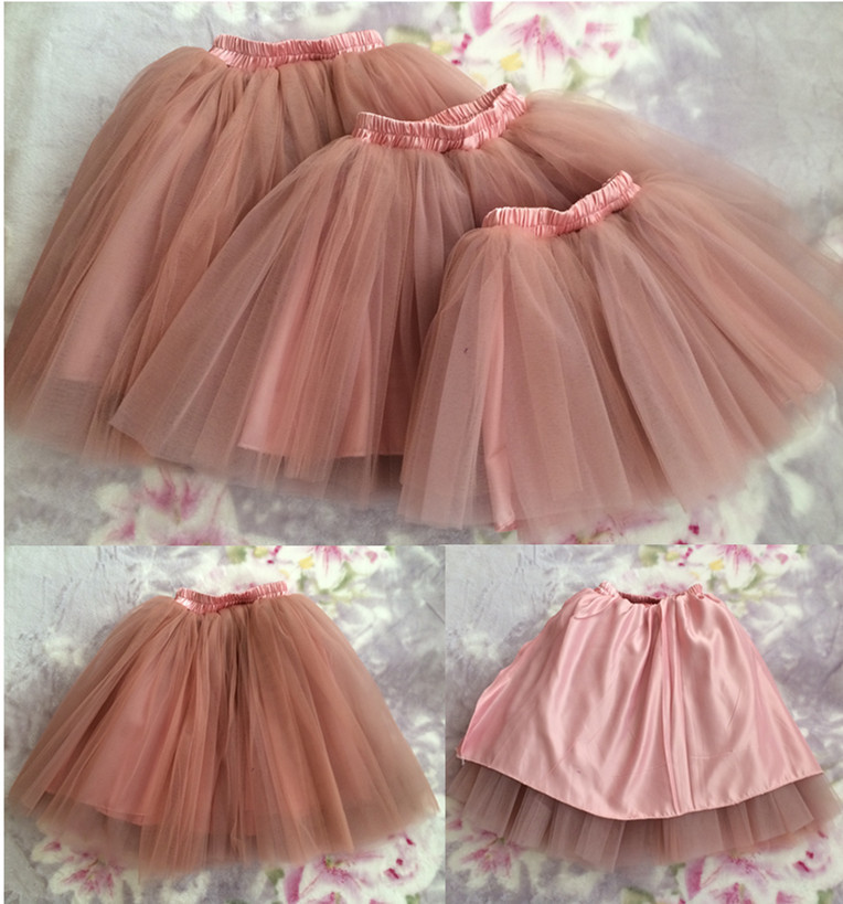 Wholesale Girls Tulle Skirt