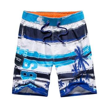 2018 Summer Mens Wear New Swimming Shorts Men's Athletic Swimwear Water Sports Swim Trunks Surf Boardshorts Workout Shorts