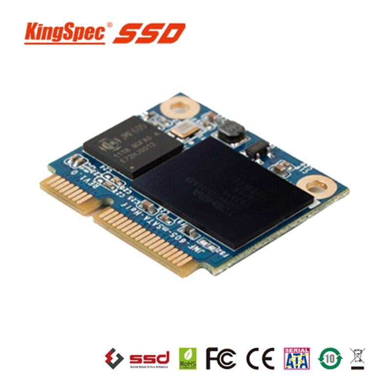 ACSC2M032mSH Kingspec mini pcie Half mSATA SSD 32GB SATA II/III  Module ssd solid state hard drive msata For Laptop Tablet PC sunspeed 2 5 sata ii mlc ssd solid state drive 32gb