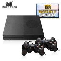 HD Видео игровой консоли 64 бит Поддержка 4 К HDMI ТВ Выход Встроенный 800 игр для PS1/GBA ретро консоли