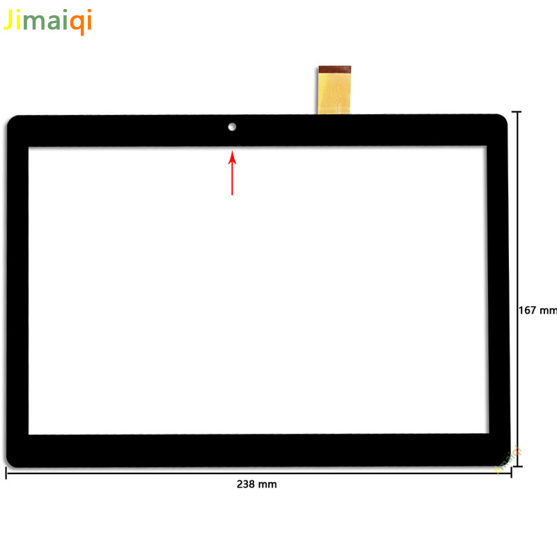 Tablet Touch-Screen Digma Digitizer-Panel-Sensor 1584S for Plane 3G Glass-Repair PC PS1201PG title=