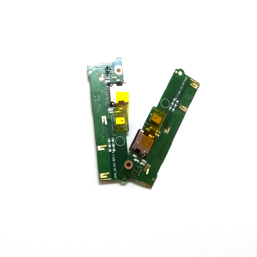 5PCS For Sony Xperia XA1 PLUS USB Charging Port Charger Board Flex Cable Replacement Parts