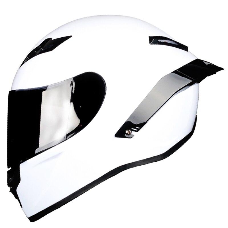 Professionnel Plein Visage Moto Casque Hors Route Pour Racing DOT Approuvé Capacete De Moto Casco Para Moto Kask Motociclista