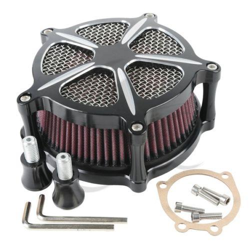 Мотоцикл Велосипед воздухоочиститель фильтр Скорость 5 для Harley Davidson Sportster XL 883 1200 1991 2018 17 16 семьдесят два сорок восемь