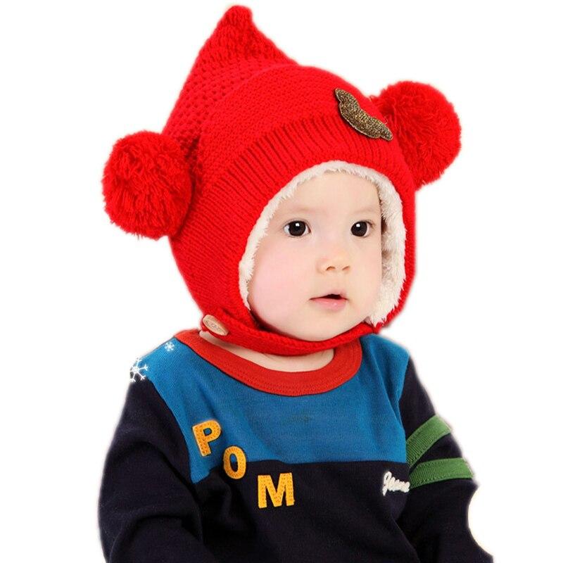 Mignon Caps Bébé Beanie Chapeau Bonnets Pour Les Filles et Garçons Crochet bonnet  Bébé Chapeaux Beanie Bébé Fille Gorros Par Bébé Crochet Chapeau 6befed3ce48