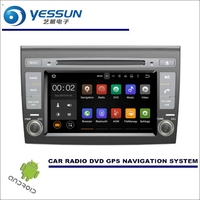 YESSUN Wince / Android Car Multimedia Navigation System For Fiat Bravo 2007~2013 CD DVD GPS Player Navi Radio Stereo HD Screen