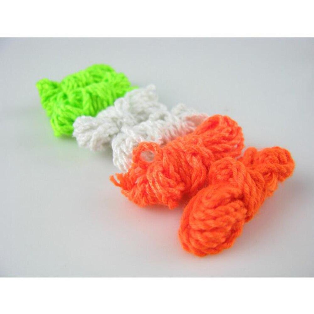 5pcs/set White Nylon  YoYo Professional  Rope Toys Trick String yo yo