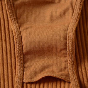 Image 5 - 5 ألوان 95% حمالة صدر قطن و عالية الخصر اللباس الداخلي النساء مثير العشير الفرنسية شريط سلس الإناث الراحة الملابس الداخلية حمالات الصدر مجموعات