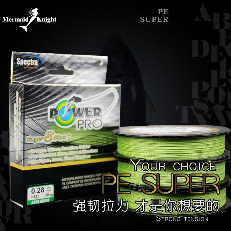 Simago 135M Fishing Line 8 Stand Pro Super 8 Slick Braided Power Japan PE Fishing Line Multifilament 0.10mm-0.40mm Stealth line