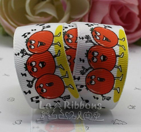 happy halloween party grosgrain ribbon satin 1 ribbons and bows for decorations free shipping