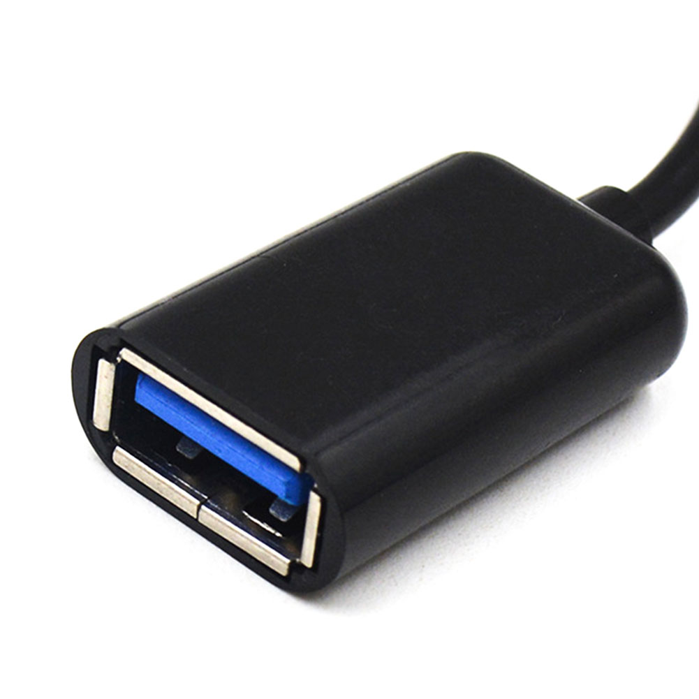 Портативный кабель type-C для USB 3,1 USB 3,1 легкий Кабель-адаптер конвертер OTG