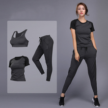 New Fast-drying Morning Running Clothes for Women Yoga Garments, Gymnasium Suit