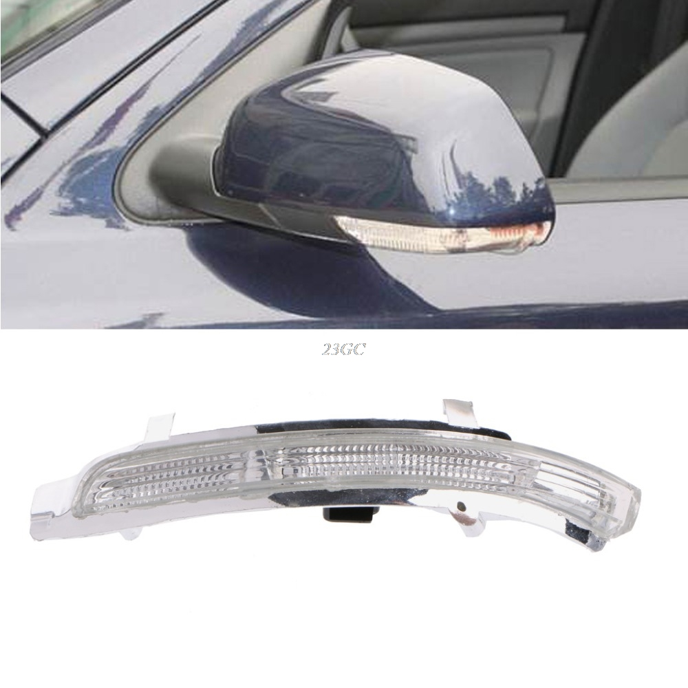 Left/Right Swing Mirror Indicator Turn Signal Rearview Light For Skoda Octavia Superb S14 what she left