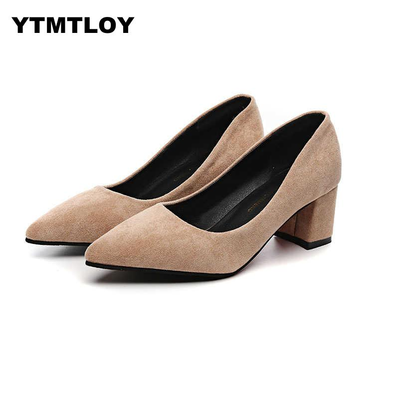 Women Pumps Ankle Strap Thick Heel Shoes Square Toe Heels Dress Work Sandals Zapatos De Mujer Leopard Block  Zapatos Mujer J6Women Pumps Ankle Strap Thick Heel Shoes Square Toe Heels Dress Work Sandals Zapatos De Mujer Leopard Block  Zapatos Mujer J6