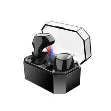 ABDO Draadloze oortelefoon 5.0 + EDR TWS Y6 Oordopjes