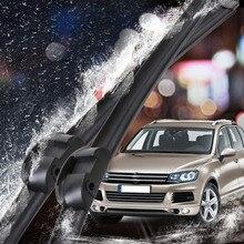 """DWCX en venta 2X26 """"sin marco de Acero de Goma Lluvia Ventana Limpiaparabrisas para VW TOUAREG Porsche Cayenne 2008 2009 2010-2014"""