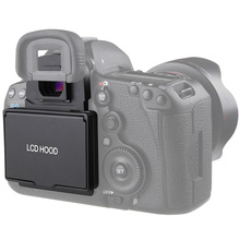Capot décran LCD avec couvercle dombrage Pop Up pour CANON 5D Mark III IV 5DS 5DSR 6D 7D Mark II 1DX 1DX II 5D4 Film de Protection de caméra
