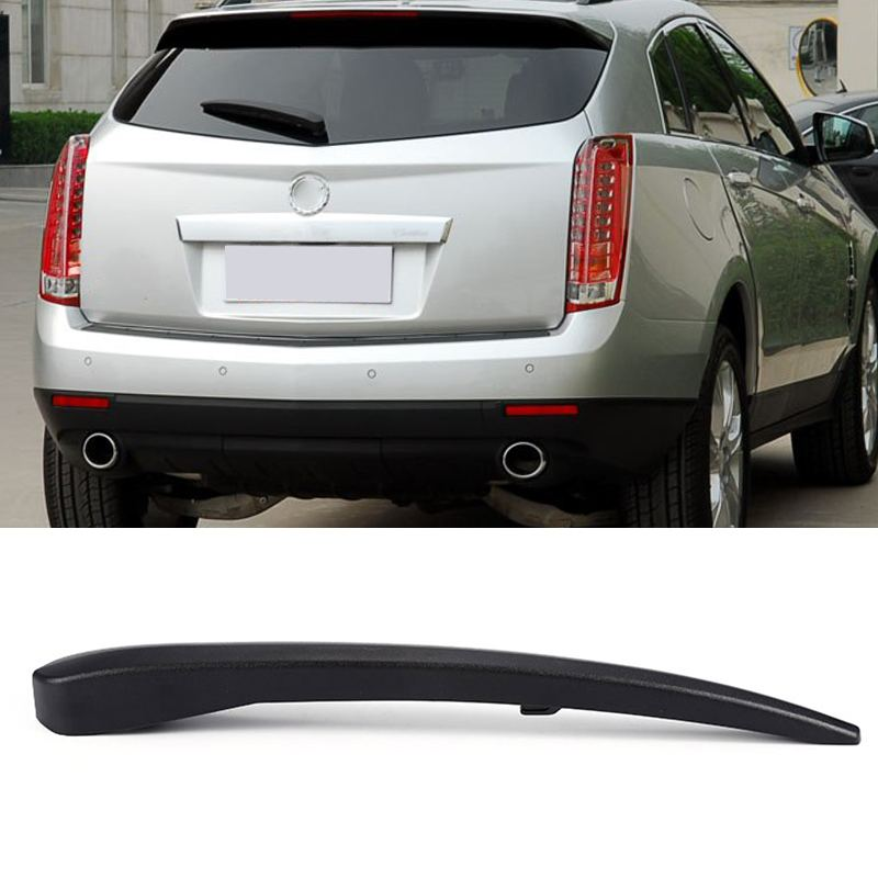Car Auto Styling Accessories Repair Part For Cadillac 2010 - 2017 SRX Rear Windshield Wiper Arm Nut Cover Cap Plastic