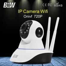 BW-IPC002D Беспроводная Ip-камера Wi-Fi Onvif 2 Way Audio Video Камеры Видеонаблюдения HD 720 P Wi-Fi Камера P2P Инфракрасный ИК