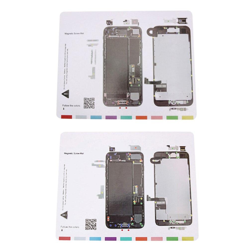 Mobile Phone Repair Tools Magnetic Working Pad Mat Repair
