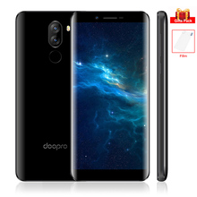 "Doopro P5 5.5"" 18:9 Full Screen Android 7.0 3G Mobile Phone 1GB+8GB MTK6580 Quad Core 5MP Dual Rear Cameras Smartphone 3500mAh"