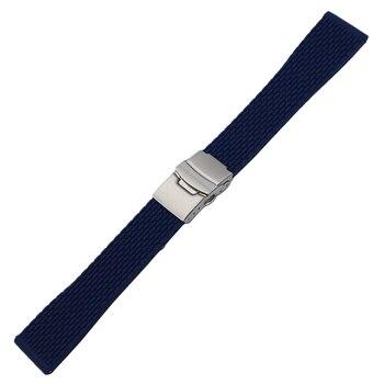 Быстросъемный силиконовый резиновый ремешок для часов Timex Luminox, ремешок для наручных часов, 17 мм, 18 мм, 19 мм, 20 мм, 21 мм, 22 мм, 23 мм, 24 мм
