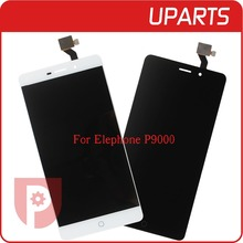 For Elephone P9000 LCD Display + Touch Screen Assembly LCD Digitizer Glass Panel Replacement For Elephone P9000 Free Shipping