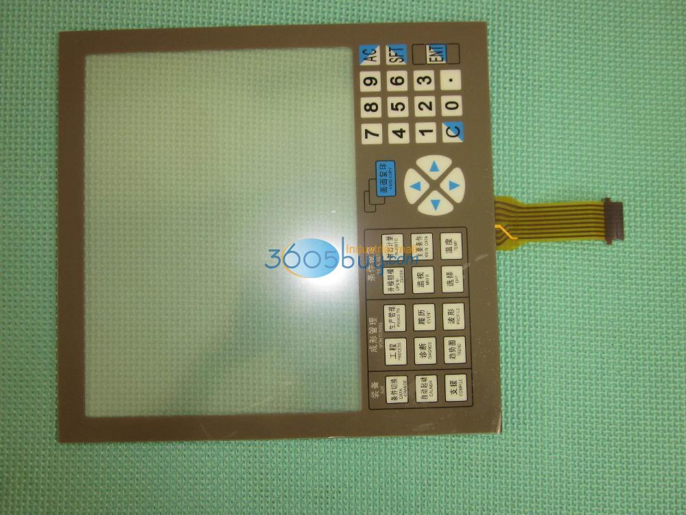 все цены на Injection Molding Machine NC 9300T ES1000 ES3000 Touch Screen glass new онлайн