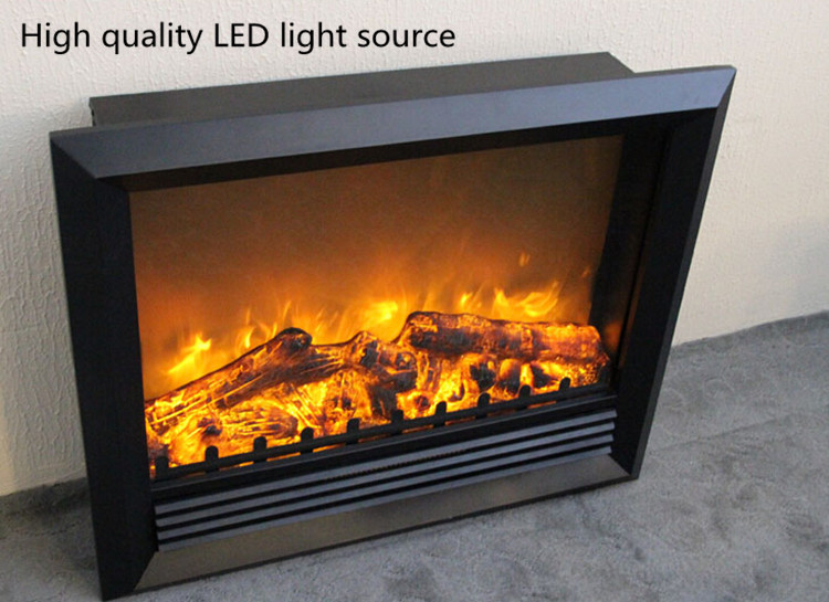 Us 360 0 Decor Flame Electric Fireplace Insert Heater In Electric Fireplaces From Home Appliances On Aliexpress Com Alibaba Group